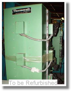 Used THERMCRAFT 6-48-62H Furnaces