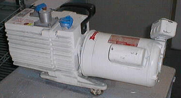 Used LEYBOLD HEREAUS D-16A Vacuum Pumps